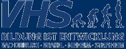 Logo der VHS Bad Driburg